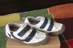 Удобные кожаные мокасины кроссовки 30размер, 20см