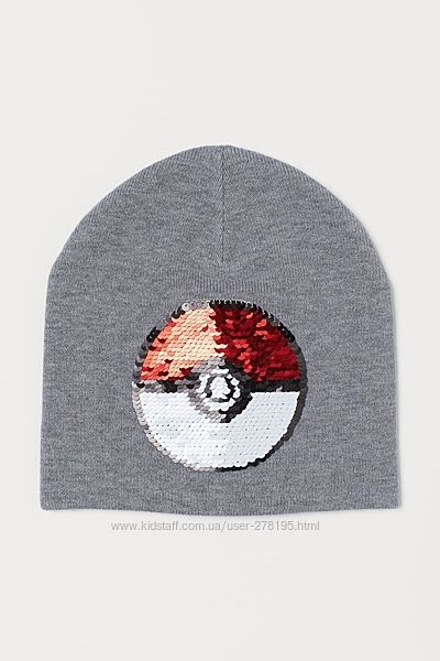 Демисезонные   шапки  h&m