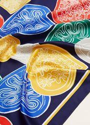 Косынка тонкий шейный платок от mango