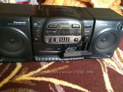 музыкальный центр Panasonic RX-DT600