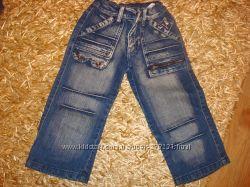 джинсовые капри-бриджи