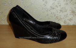 Туфли NEXT Вьетнам Натуральная кожа р. 40 ст. 26-26, 3 см