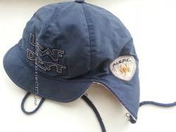 флисовая шапка на 3 года