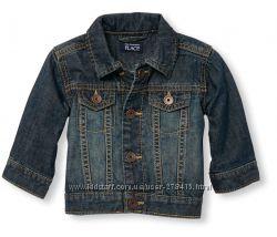 Джинсова куртка Childrens Place 12-18 міс.