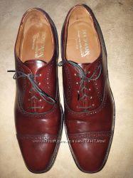 Фирменные туфли BOSTONIAN USA, привезены из Америки