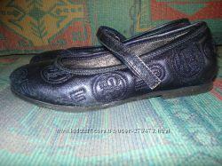 туфельки итальянские FERRE, кожаные, р. 30