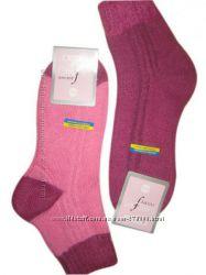 Женские 23-25 и детские18 20 22 ангоровые носочки ЛОНКАМЕ шикарное качество