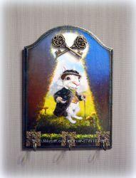 Ключница Зазеркалье и Ангел-хранитель