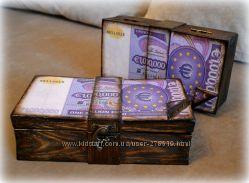 Купюрница Один Миллион Евро