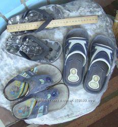 Обувь для пляжа мальчику 19см