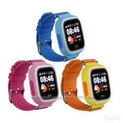 Детские Умные часы-телефон с GPS Smart Baby Watch Q100