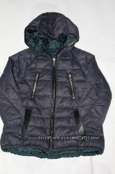 Куртка демисезонная  Zara для девочки 5 лет, рост 110 см