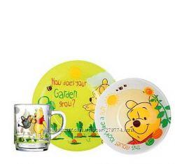 Набор для детей -3пр Luminarc Winnie Garden