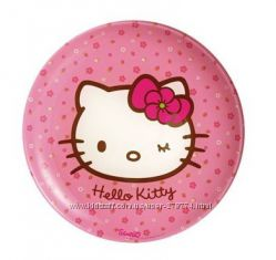 Тарелка десертная 20, 5см Luminarc Disney Hello Kitty Pink