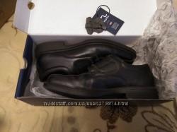 Кожаные туфли Kangol для мальчика 34 р.