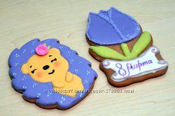 Пряники имбирные  печенье Киев