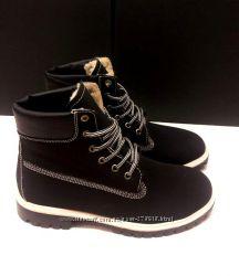 зимние ботинки в стиле Тimberland р. 36-38