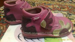 Демисезонные ботиночки стелька 12см