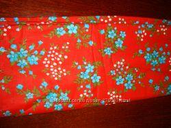 Ткань цветные  сатины
