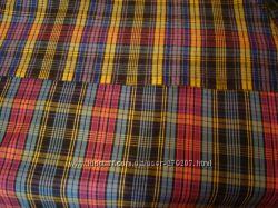 Ткань рубашечная фланель