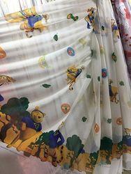 розпродаж дитячих тюль виробництва Турції