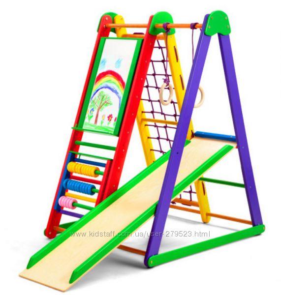 Детский спортивный уголок для дома Kind-Start