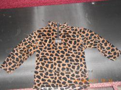 Леопардовая кофточка от ДольчеГабана