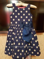 Нарядное красивое платье Next