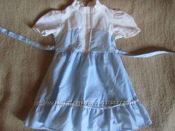 Платье на 3-4-5 лет