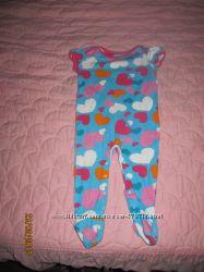 Детские сдельные пижамы и спальные мешки
