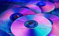 Полировка поцарапанных дисков для лазерных систем считывания.