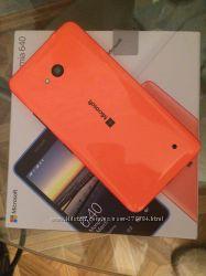 Смартфон Microsoft Lumia 640 Dual Sim