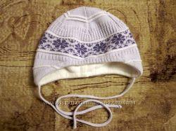 Детская шапочка на весну-осень.