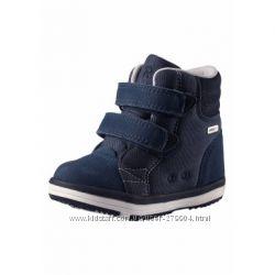 Ботинки для мальчика деми Reimatec Patter Wash темно-голубые 7590