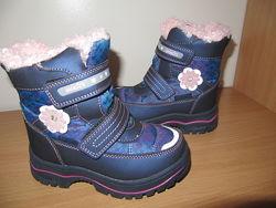 Зимние термо ботинки Том. м