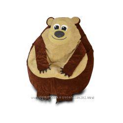 Детское кресло-игрушка Медведь