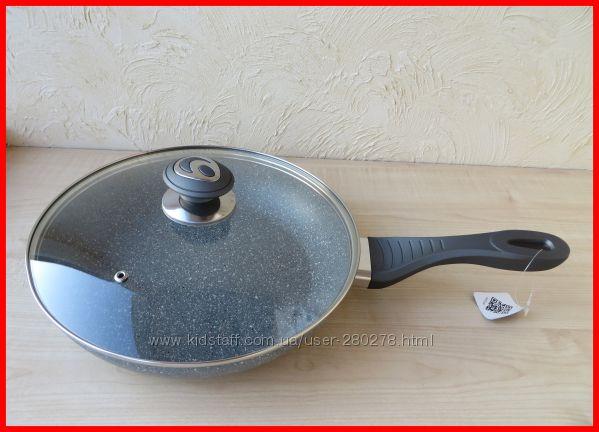 Распродажа Супер-Качественных Сковород с  покрытием  ЕCO GRANIT