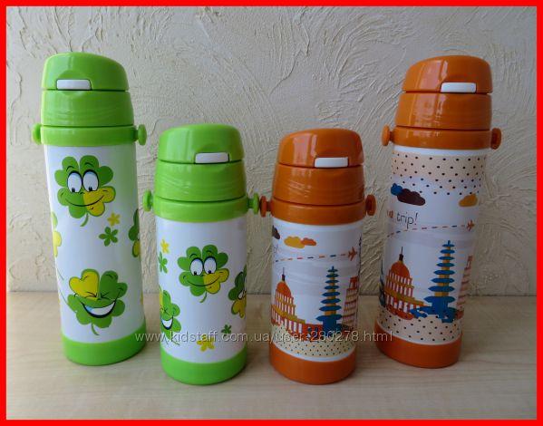 Детские термосы для ваших Малышей с Трубочкой для питья.