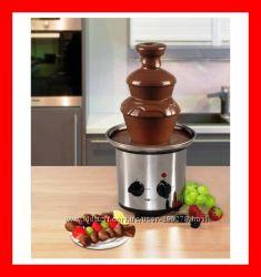 Шоколадный фонтан - фондюшница