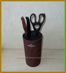 Универсальная Колода Подставка  для ножей и для кухонных аксессуаров