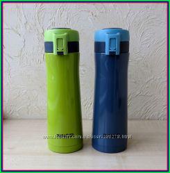 Термос Термо-стакан с поильником.  Модный и Удобный.
