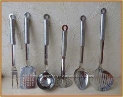 Крутой Качественный Набор Кухонных Принадлежностей для посуды.