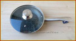 Распродажа Качественных Сковород Для Индукции с гранитным покрытием