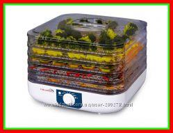 Электро-Турбо-Сушилка для Фруктов, Грибов и Овощей