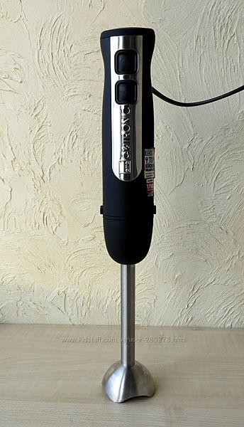 Погружной Блендр с металлической ножкой Мощностью 800 Вт из Германии
