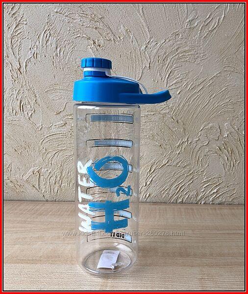 Качественные удобные бутылки для воды, напитков, соков и прочего.