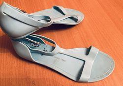 Новые 3 пары Босоножки GAP туфли балетки, кроссы, кеды US 13-1 20-21-22 см