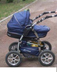 Bebetto Детская универсальная коляска Murano  автокресло