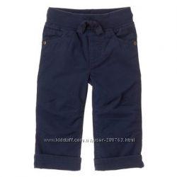 Новые штаны на хлопковой трикотажной подкладке Gymboree, 18-24 месяца