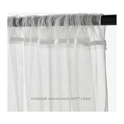 Тюль Lill Ikea, 3&times2, 8м2штможно для беседок и дэкора